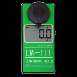 日本製 低価格照度計(規格準拠なし) LM-111