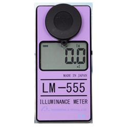 JIS A級準拠 日本製 照度計 LM-555